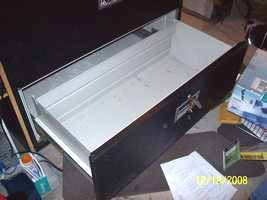 Fireproof vault lateral 2 drawer filing cabinet the ccs for Money vault jewelry loan cincinnati oh